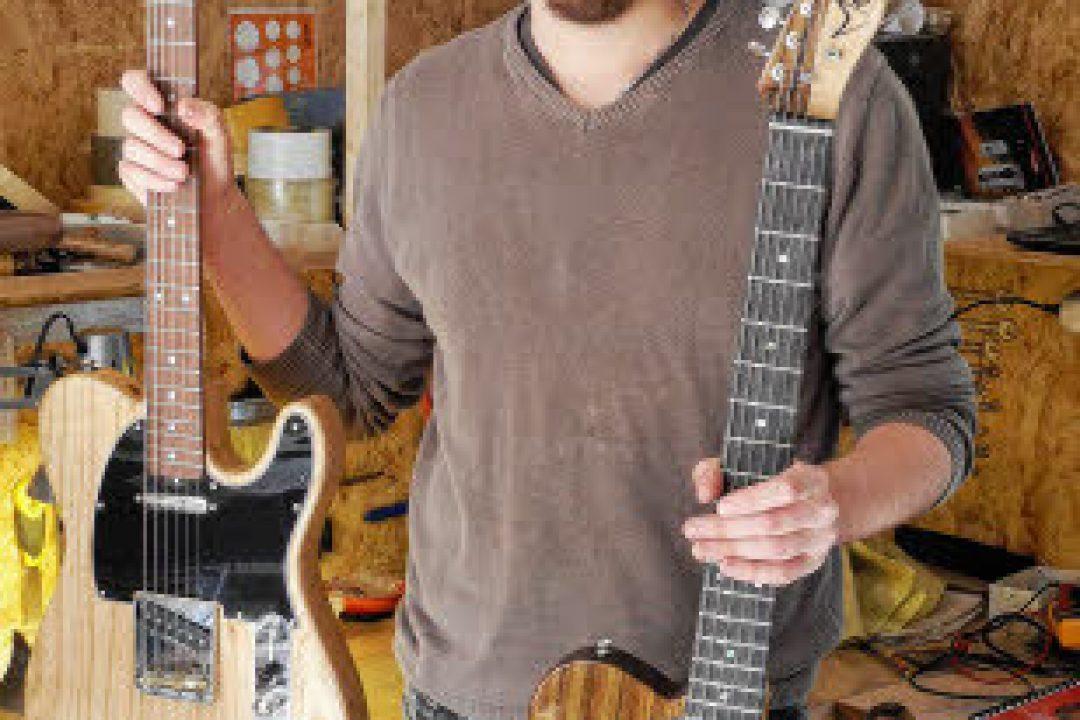 Le Télégramme: Luthier et créateur d'instruments