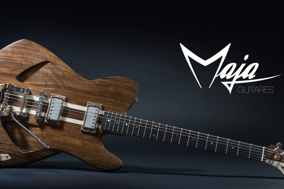 Guitar Wink: Maja Guitare, à cent à l'heure avec la Calander