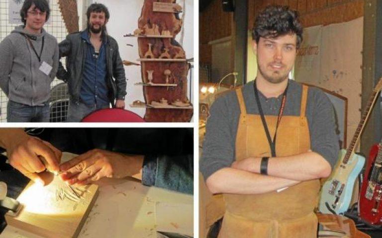 Ouest France: Jeunes talents et nouvelle génération aux Jema
